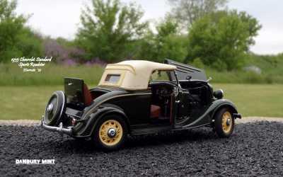 1935 Chevrolet Roadster G12