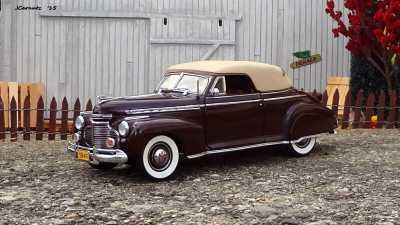 1941 Chevrolet Spec DeLuxe C0