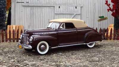 1941 Chevrolet Spec DeLuxe C2