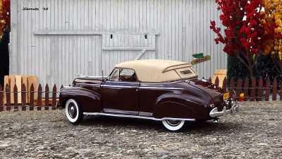 1941 Chevrolet Spec DeLuxe C6