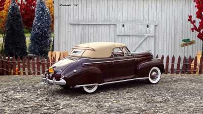 1941 Chevrolet Spec DeLuxe C7