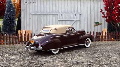 1941 Chevrolet Spec DeLuxe C9