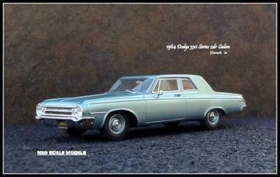 1964 Dodge 330 2dr Sedan 0