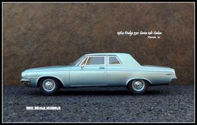 1964 Dodge 330 2dr Sedan 4