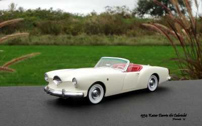 1954 Kaiser Darrin Cabrio 01