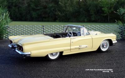 1959 Ford Thunderbird 12