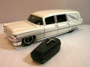 Matcbox 63 Caddy Hearse