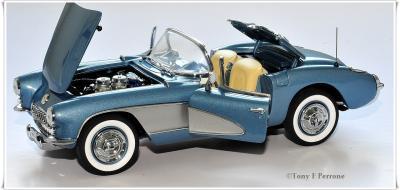 2 FM 56 Corvette Fiberglass
