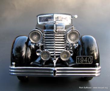 1940 Duesenberg SJ 050 1