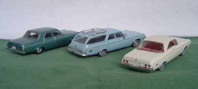 1964 Dodges #7