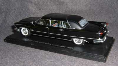 1958 Imperial limo #2