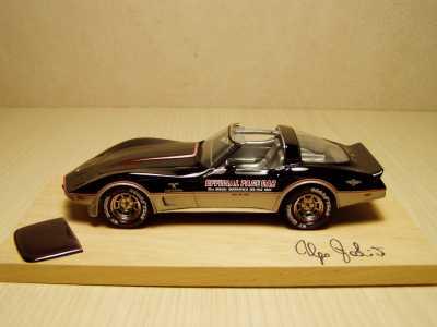 Chevrolet Corvette Pace Car (1978)