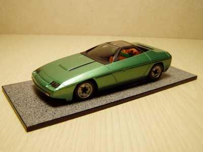 Chevrolet Corvette Ramarro (1984)