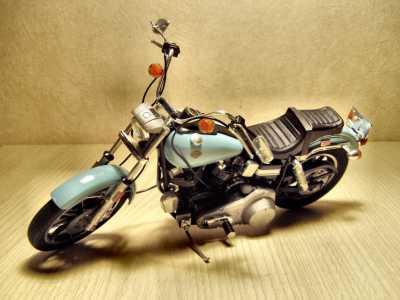 Harley Davidson Fat Boy (1981)