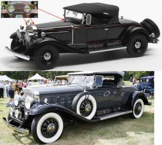 1930CadillacRoudsterMatrix 05