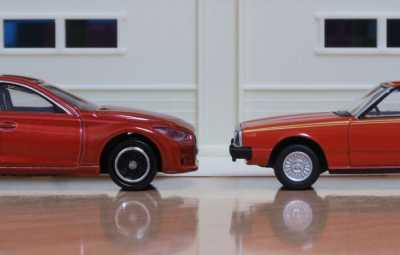 Tomica Nissan and Datsun Skylines F2F
