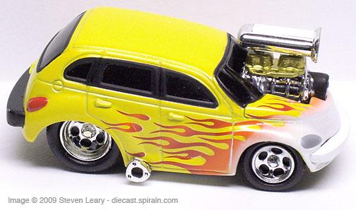 2002 Chrysler Pt Cruiser Gold
