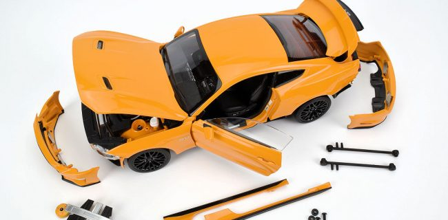 review diecast masters ford mustang gt