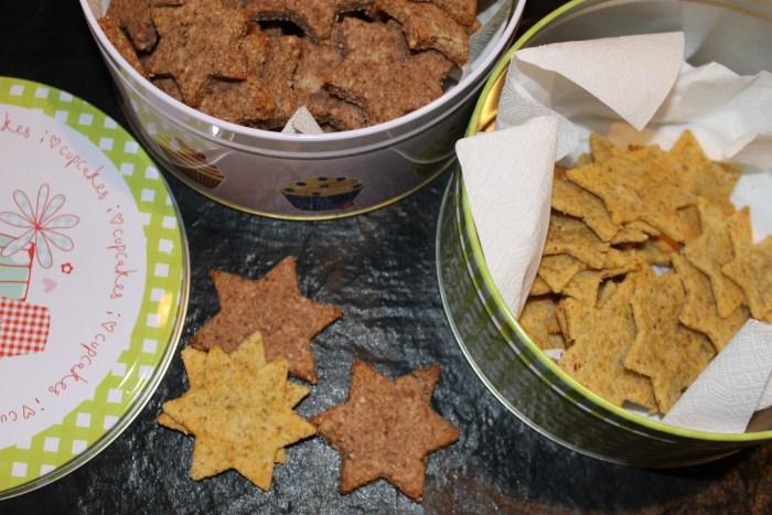 Paleo - Weihnachtsgebäck / Gluten frei und ohne Zucker