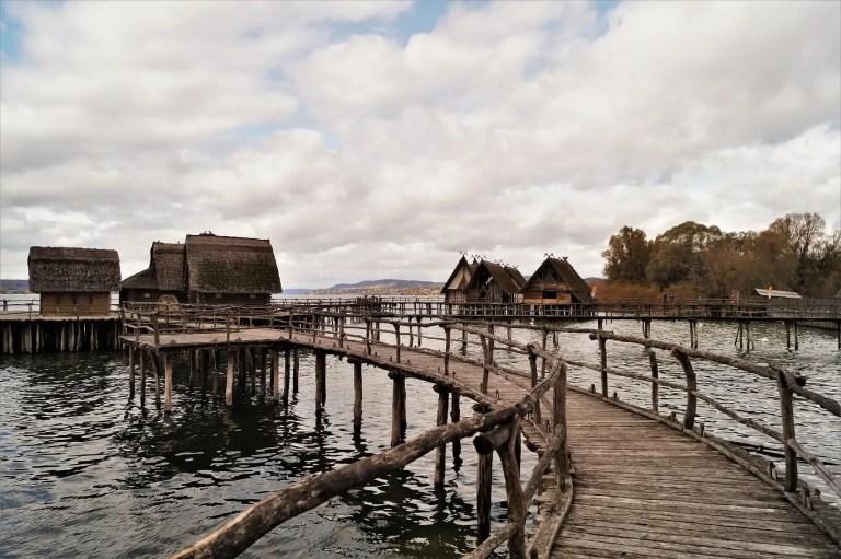 Ausflug zu den Pfahlbauten an den Bodensee