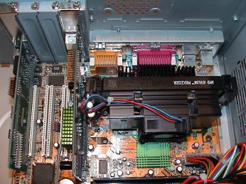 PC mit Athlon-CPU