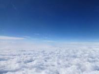 Cloud walk (Photo by D Blake)