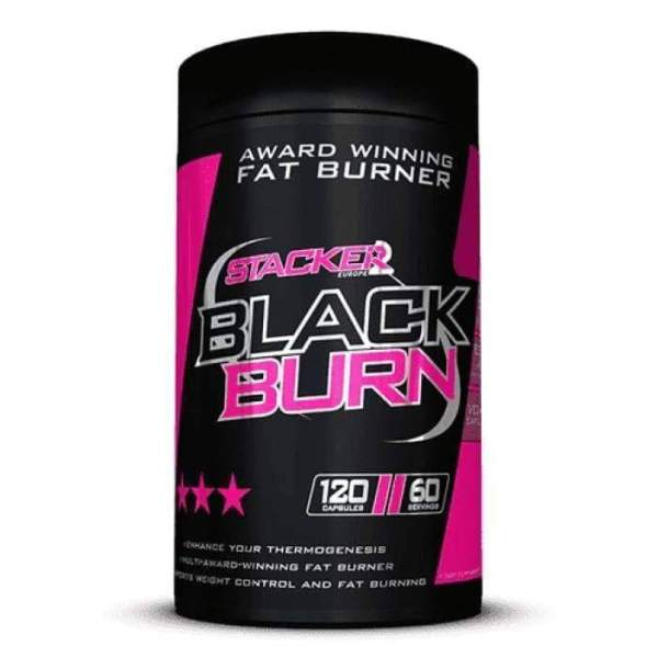 Stacker - Black Burn