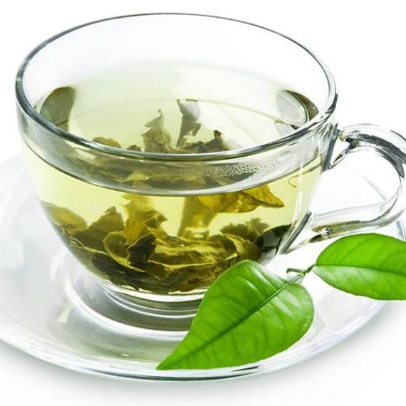 afvallen door groene thee