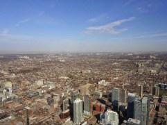 Blick über Toronto