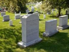 Das Grab von Musmanno, welcher der oberste Richter beim Prozess von Nürnberg war.