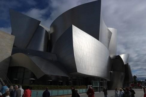 Disney Music Hall in LA