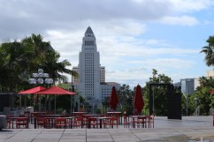 Rathaus von LA am Tag