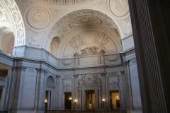 Auch von innen ist das Rathaus prunkvoll