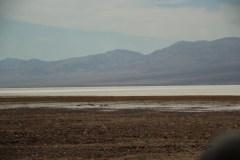 Erste gute Sicht auf den Salzsee