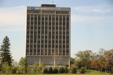 Hauptsitz meines ehemaligen Arbeitgebers in Schaumburg, Illinois