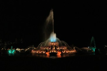 Buckingham Fountain