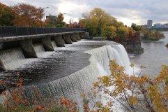 Rideau Wasserfälle