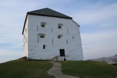 Ein Turm auf der Festung