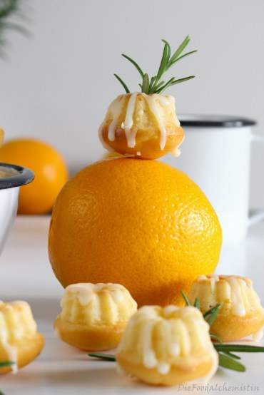 Orangen-Rosmarin-Gugls
