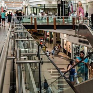 Shopping Malls - Die Tempel des Konsums