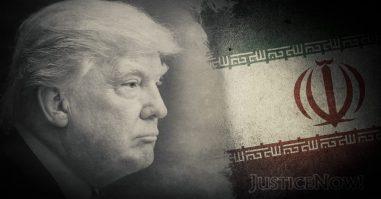 Trump kann sich entweder aus dem Nahen Osten zurückziehen oder ...