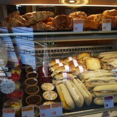 Carbs and sugar but French!