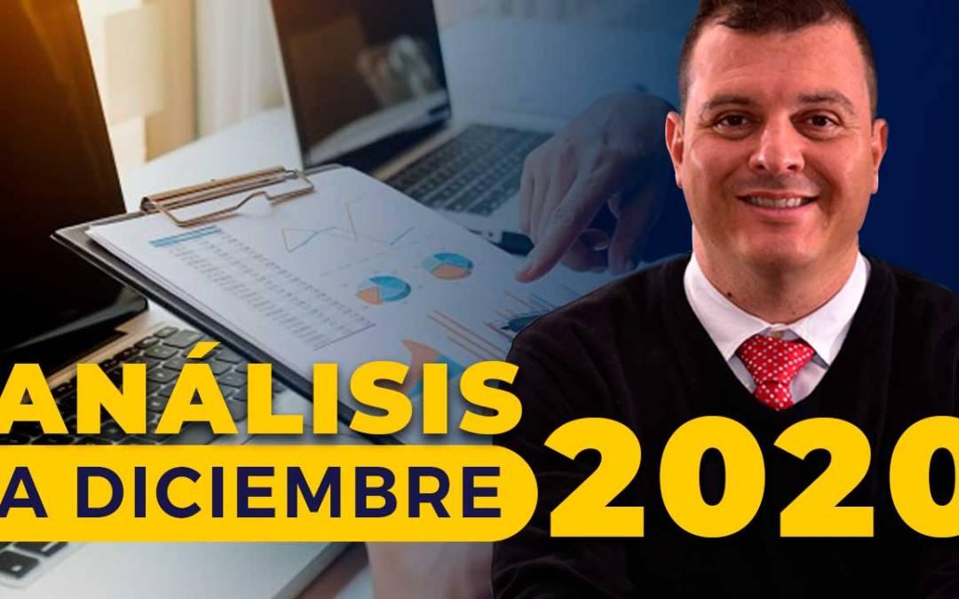 ANALISIS DEL SECTOR SOLIDARIO A DICIEMBRE DE 2020