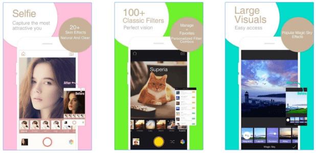 Camara 360 de android