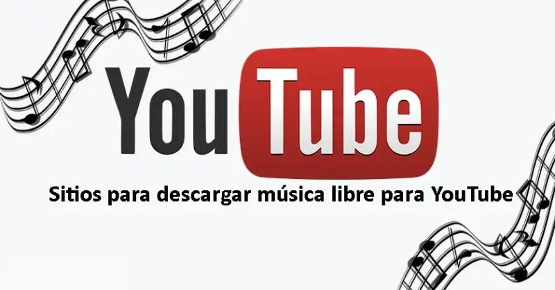 YouTube descargar música libre