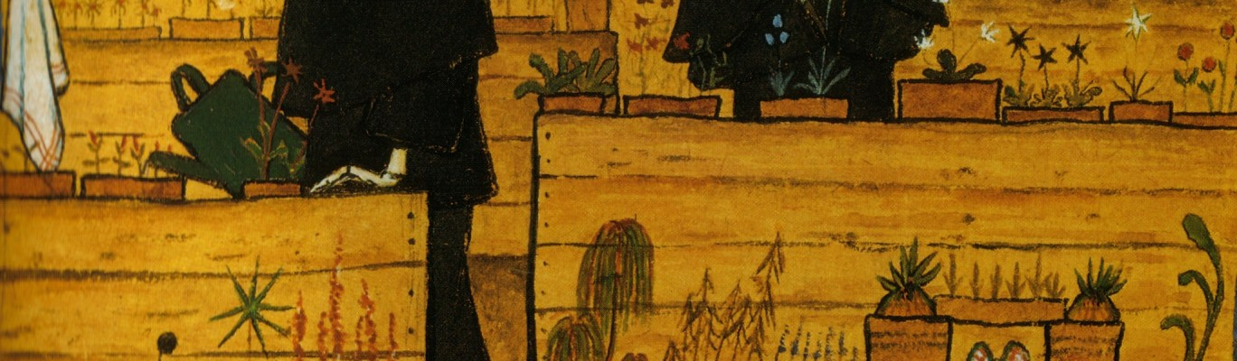 Hugo Simberg; Garden of Death