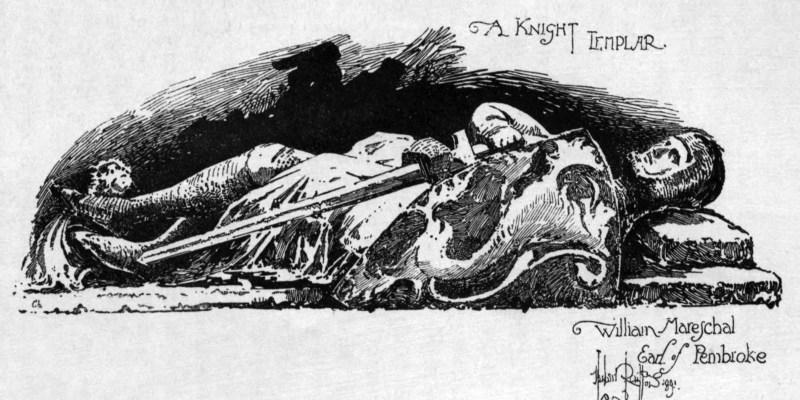 herbert railton   a knight templar william mareschal earl of pembroke