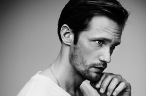 Alexander Skarsgard man actor grelcale photo face hd wallpaper