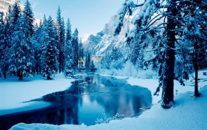 rio congelado en las montac3b1as de invierno paisajes con nieve snow landscapes