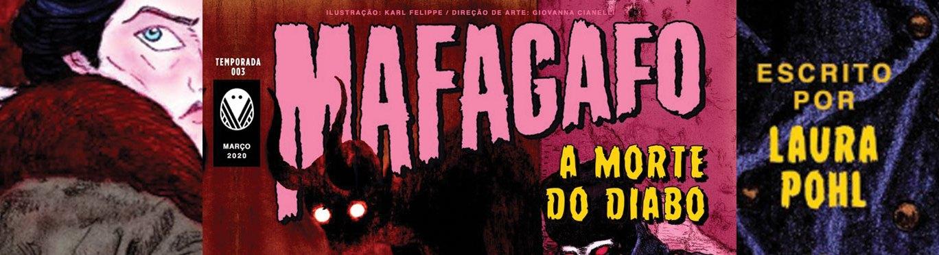 Mafagafo: A morte do diabo |